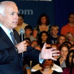 Veterans step up for Obama, McCain