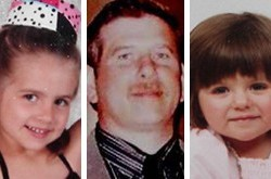 State police searching for missing man, children