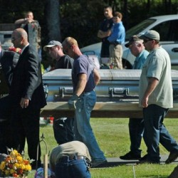 Intact coffin critical to investigation