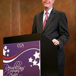 Former Maine Gov. McKernan named to top US Chamber post, says business community can help break partisan 'logjam'