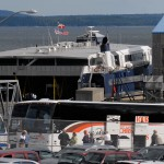 Bomb threat stalls Cat ferry trip