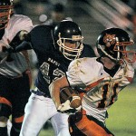 Romain leads John Bapst football past Mount View