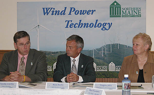 NMCC wind power tech program 'a hit'