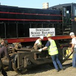 Train returns to Ellsworth