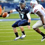 QB Farkes granted release from Black Bears