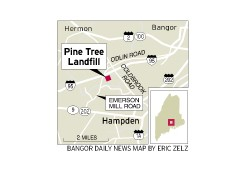 Hampden prepares for trash facility's transition