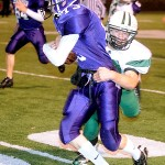 Big plays carry Mt. Blue football team over Leavitt