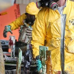 Bangor program makes dent in hazardous waste