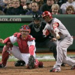 Angels break tie in 9th, snap Red Sox winning streak at 7