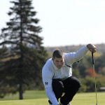 Husson rolls to fourth straight golf crown