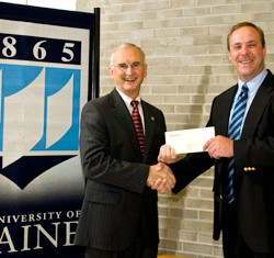 Longtime University of Maine Foundation president to retire next year