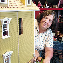 Hermon doll collector considers her 'children' perfect