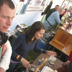 Oktoberfest brews large crowd in Southwest Harbor