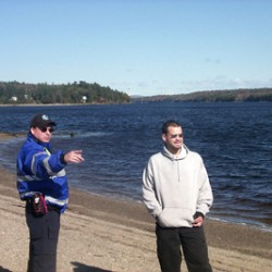 Searchers look toward the Penobscot for missing Bangor man