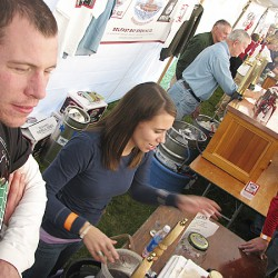 Acadia Oktoberfest draws a crowd