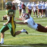 Husson University beats Springfield College despite QB injury