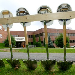 Hospital ER expansion gets boost