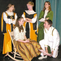 Brewer youth theater presenting 'Cinderella'
