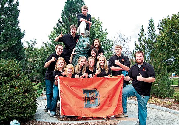 UMF names 13students as prestigious Wilson Scholars
