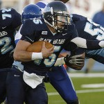 UMaine's Brusko hits ground running at QB