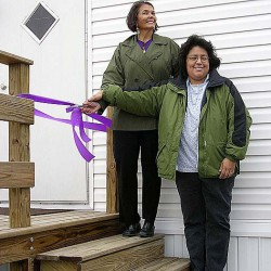 Stimulus funds to aid Maliseet shelter