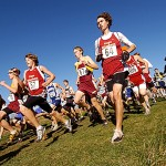 Signs point West in state XC meets