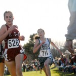 Brewer girls win cross country regionals