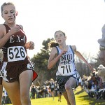 Brewer Witches earn runners-up in Class A cross country championship