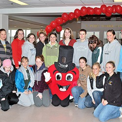 Children's fun run, heart walk Saturday on Husson campus