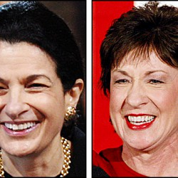 Snowe, Collins ranked among least conservative Republican senators