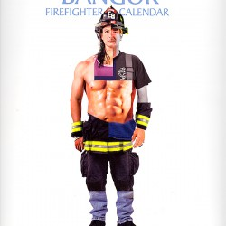 Bangor: Firefighters calendar returns