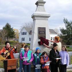 Soldier's memorial restored