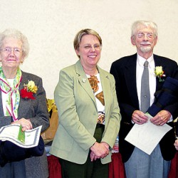 Midcoast seniors praised for their volunteer work