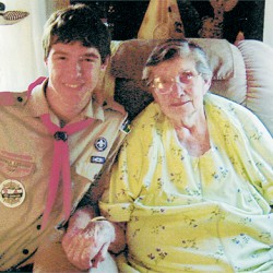 Brewer Boy Scout Troop 1 turns 100