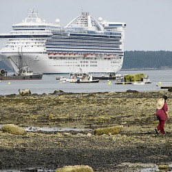 Changing landscape in cruise ship industry brings both good and bad news to Portland