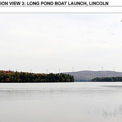 Wind farm debate stirs Lincoln discontent