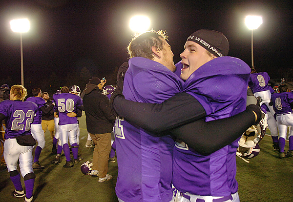 Bapst wins first state football title in 32 years