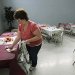Salvation Army thanks volunteers at event