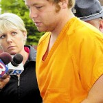 Man admits he killed family, set house afire