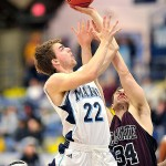 Black Bears hold Blue-White games