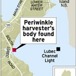 Periwinkle harvester's body found
