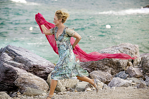 Meryl Streep stars in &quotMamma Mia!,&quot newly available for home viewing.