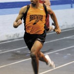 Depth helps Brewer girls, boys sweep relays