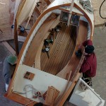 Boat building, community rivalry goal of magazine's student program