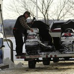 Lack of snow delays northern New England snowmobile season