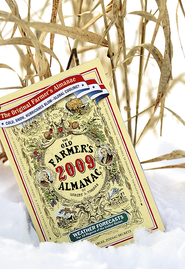 Old Farmer's Almanac: Back to basics is in