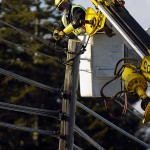High winds cause outages in several counties