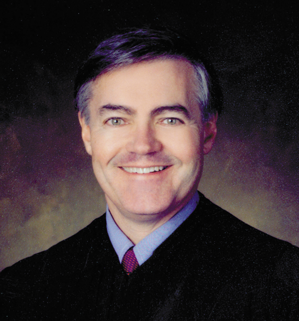 Hornby gets top honor in federal judiciary