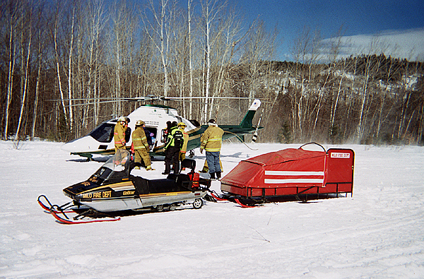 ATV, sled clubs want accident help sites