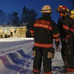 Extension cord malfunction cause of Glenburn mobile home fire